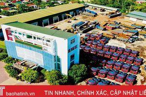 Hơn 7.900 doanh nghiệp - 'đầu tàu' thúc đẩy kinh tế Hà Tĩnh phát triển