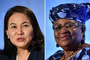 Chân dung hai nữ ứng cử viên Tổng giám đốc Tổ chức Thương mại Thế giới
