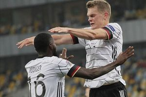 Kết quả Nations League: Đội tuyển Đức có chiến thắng đầu tay