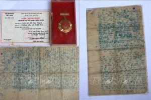 Bức thư cuối cùng của điện báo viên, liệt sỹ Đỗ Văn Thịnh