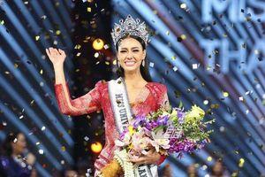 Vẻ đẹp 'vạn người mê' của tân Hoa hậu Hoàn vũ Thái Lan 2020