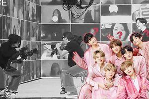 Góc quay sân khấu IDOL của BTS trong concert online ngày 2 'rung lắc' dữ dội, fan tá hỏa khi biết được nguyên nhân