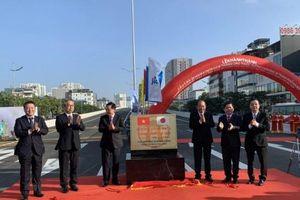 Thông xe cầu cạn Mai Dịch - Nam Thăng Long hơn 5.300 tỷ đồng