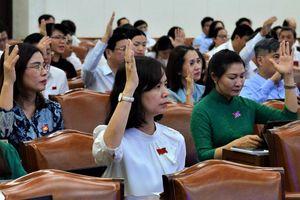 Bà Phạm Quỳnh Anh làm Trưởng ban Pháp chế HĐND TP.HCM