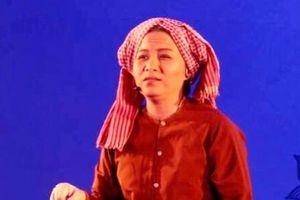 Nghệ sĩ Linh Sang, Nhà hát Tây Đô đoạt số điểm cao nhất cuộc thi Trần Hữu Trang tại Cần Thơ