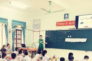 Giáo viên yên tâm giảng dạy khi sách giáo khoa đã được thẩm định kỹ càng
