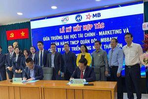 UFM ký thỏa thuận hợp tác thúc đẩy phát triển công nghệ, đào tạo và tuyển dụng