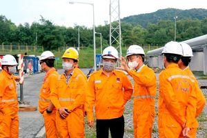 Hoàn thành BDSC và đấu nối thành công dự án NCS2 - GĐ2 tại GPP Dinh Cố