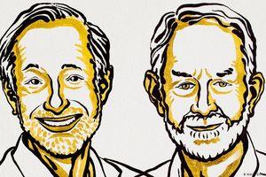 Giải Nobel Kinh tế 2020 gọi tên hai nhà nghiên cứu Mỹ