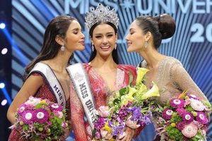 Nhan sắc hoàn hảo của tân Hoa hậu Hoàn vũ Thái Lan
