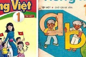 Phản ứng với sách Tiếng Việt lớp 1 mới, cư dân mạng 'hoài cổ' sách giáo khoa cũ