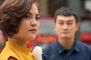 Thu Quỳnh kể chuyện cắt tóc, nợ cảnh quay trong 'Lửa ấm'