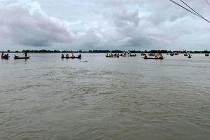 Hai học sinh ở Quảng Nam bị nước lũ cuốn trôi