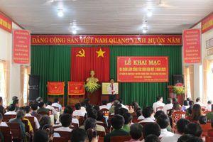 Lễ ra quân làm công tác dân vận tại huyện Xuân Lộc