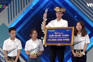 Nam sinh Đắk Nông chiến thắng thuyết phục, giành tấm vé cuối cùng vào cuộc thi tháng Olympia