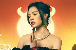 'Thánh nữ cover' Hương Ly tung MV dân tộc xen lẫn ma mị, đầu tư lên tới 1 tỷ đồng