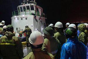 Đà Nẵng: 3 tàu cá bị chìm, 1 tàu mất tích do mưa lớn