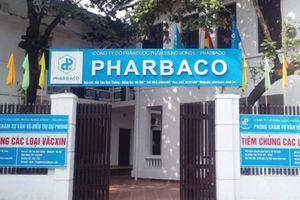 Lãnh đạo Pharbaco đồng loạt bán vốn