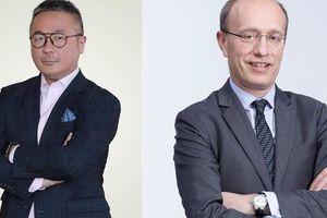 Ngân hàng Việt lại 'mốt' CEO ngoại