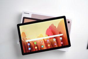 Galaxy Tab A7 ra mắt ở Việt Nam: Màn hình 10,4 inch, giá 8 triệu đồng
