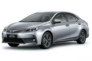 Bảng giá xe Toyota mới nhất tại Việt Nam tháng 10/2020