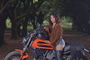 Người phụ nữ Hà Thành U60 vẫn 'phượt' không ngừng nghỉ