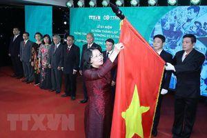 Lời cảm ơn của TTXVN sau Lễ kỷ niệm 60 năm thành lập TTX Giải phóng