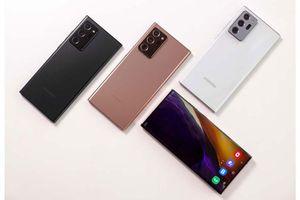 Bảng giá điện thoại Samsung tháng 10/2020: Thêm sản phẩm mới