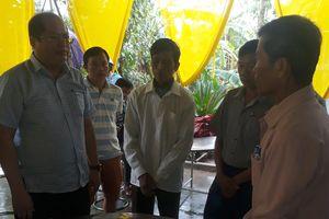 Thừa Thiên - Huế: Thăm hỏi, động viên gia đình nạn nhân tử vong do mưa lũ