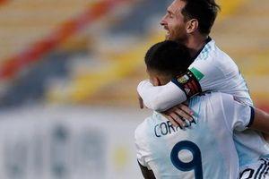 Vượt qua nỗi sợ 'khó thở', Messi giúp tuyển Argentina lần đầu thắng trên sân Bolivia sau 15 năm