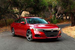 Honda Accord 2021 được ra mắt tại Mỹ