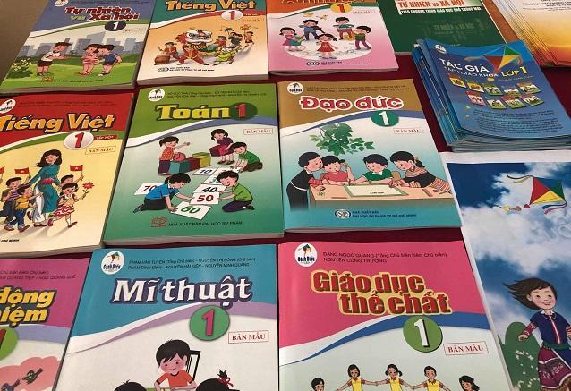 Sách Tiếng Việt lớp 1 nhiều 'sạn': Rà soát tổng thể để điều chỉnh hợp lý