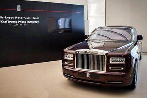 Đại lý Rolls-Royce tại Việt Nam ngừng hoạt động