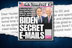 Email chấn động tiết lộ Hunter Biden từng giới thiệu doanh nhân Ukraine với Biden cha