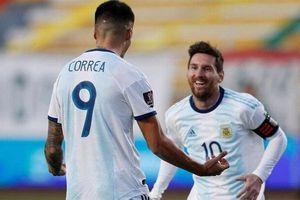 Argentina thắng trên sân Bolivia sau 15 năm trong ngày Messi mờ nhạt