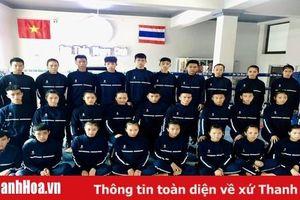 Thanh Hóa toàn thắng ba trận chung kết tại giải vô địch Muay toàn quốc