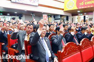 Đại hội đại biểu Đảng bộ tỉnh lần thứ XI họp phiên trù bị