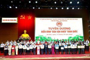 Sáng mãi tư tưởng dân vận Hồ Chí Minh