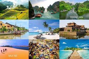 Việt Nam vào Top 10 quốc gia được yêu thích