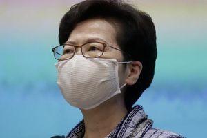 Mỹ cảnh báo trừng phạt các ngân hàng liên quan Hong Kong