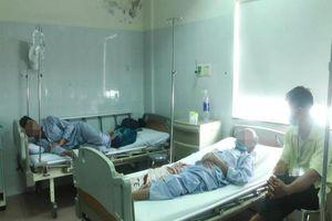 Bình Thuận: 10 người nhập viện cấp cứu sau khi ăn cá hồng