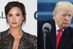 Demi Lovato chất vấn Tổng thống Donald Trump qua ca khúc mới