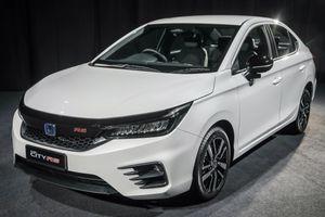 Honda City 2020 được ra mắt tại Malaysia, sắp đến lượt Việt Nam