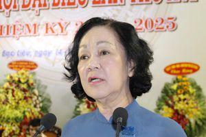 Bà Trương Thị Mai: 'Bạc Liêu có thể thành trung tâm năng lượng sạch'