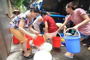 Kéo dài thời gian dừng cấp nước sạch sông Đà