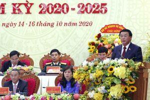 Khai mạc Đại hội Đảng bộ tỉnh Lâm Đồng lần thứ 11