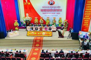 Khai mạc Đại hội Đảng bộ tỉnh Bạc Liêu lần thứ 16