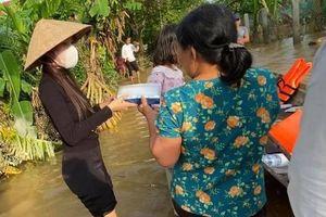 Thủy Tiên quyên góp được 22 tỷ đồng hỗ trợ người miền Trung