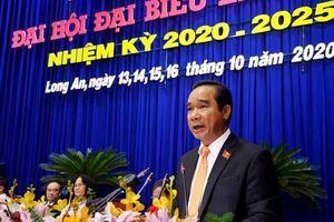 Đồng chí Nguyễn Văn Được đắc cử Bí thư Tỉnh ủy Long An