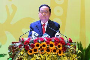 Chủ tịch Ủy ban Trung ương Mặt trận Tổ quốc Việt Nam dự đại hội Đảng bộ Tây Ninh